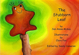 The Stubborn Leaf